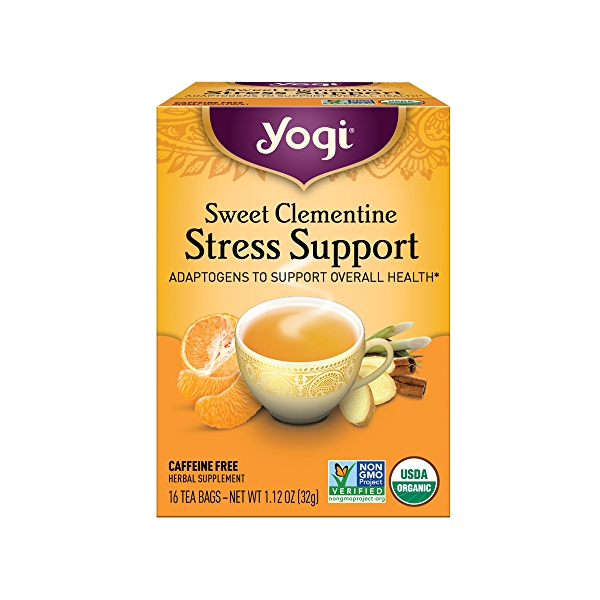 Sweet Clementine Stress Relief, 1.12 oz 1