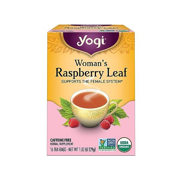 Woman's Raspberry Leaf, 1.02 oz 1