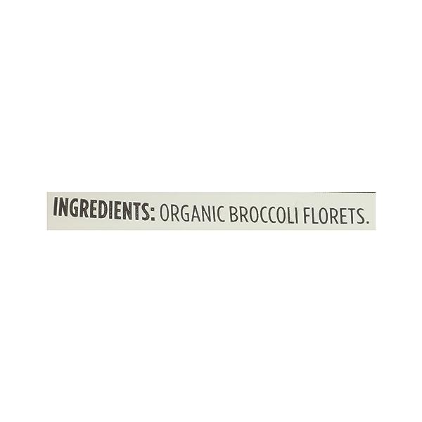 Organic Broccoli Florets, 16 oz 8