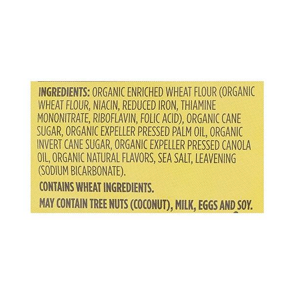 Organic Vanilla Animal Cookie, 11 oz 8