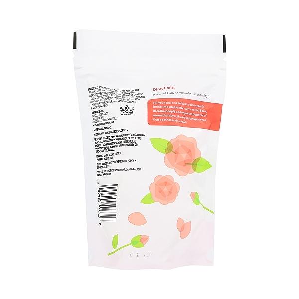Rose Petal with Himalayan Salt Bath Soak 6 Count, 7.5 oz 4