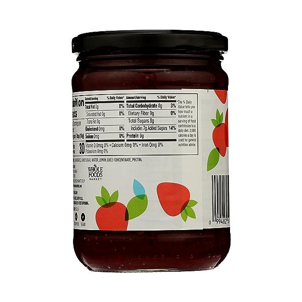 Strawberry Fruit Spread, 23.28 oz 4