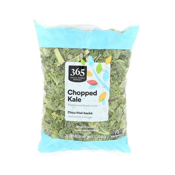 Chopped Kale 1