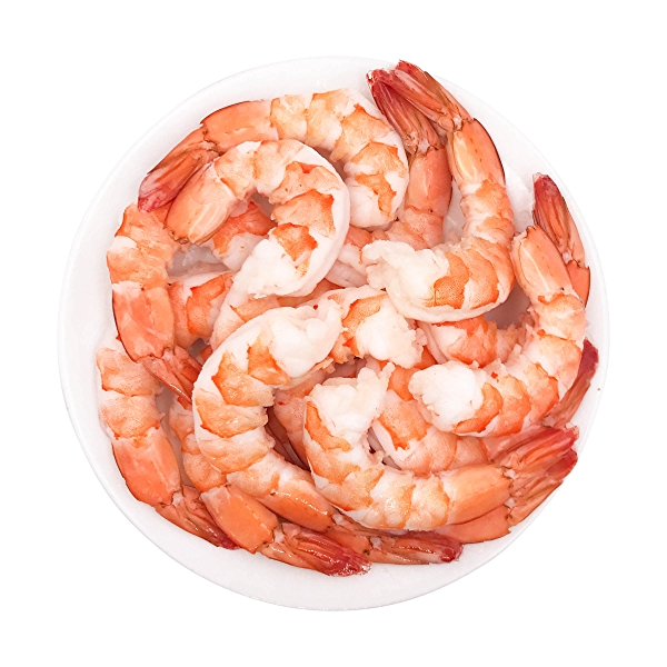 Cooked White Shrimp 16-20 Count 9