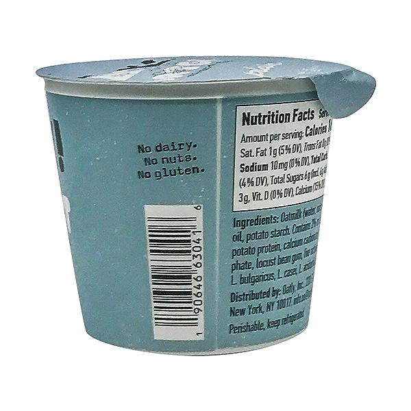 Plain Plant Based Yogurt, 5.3 oz 2