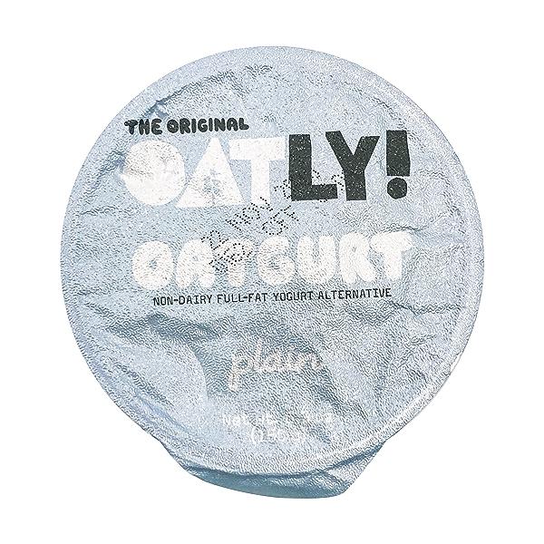 Plain Plant Based Yogurt, 5.3 oz 5