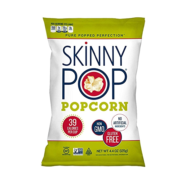 Skinny Pop Popcorn, 4.4 oz 1