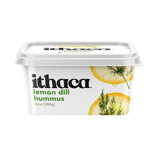 Lemon Dill Hummus, 10 oz 1