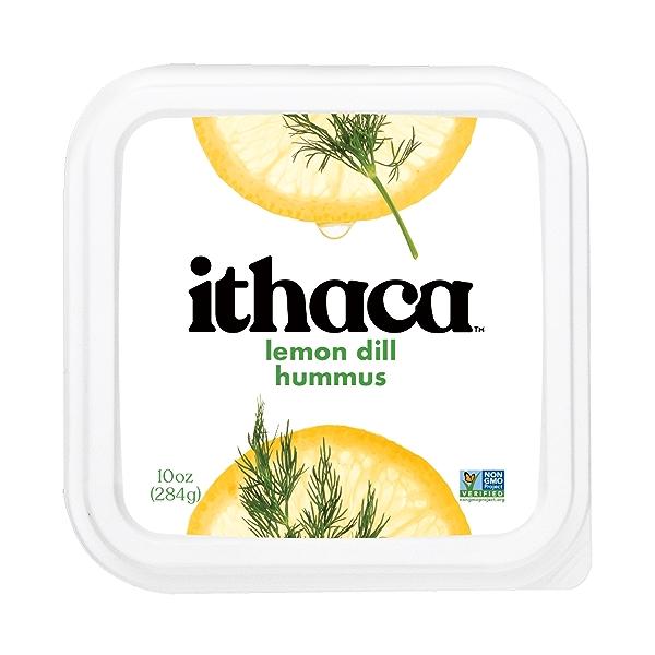 Lemon Dill Hummus, 10 oz 4
