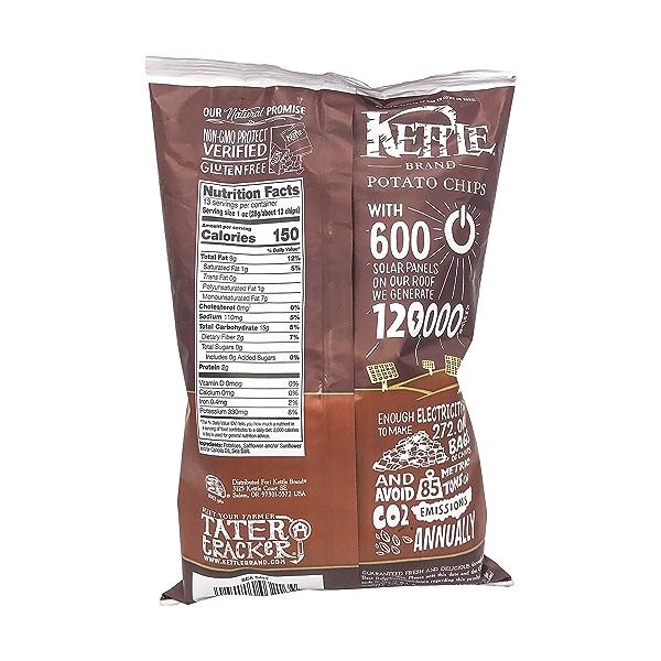 Sea Salt Potato Chips, 13 oz 2