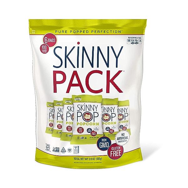 Skinny Pack 6pk, 3.9 oz 1