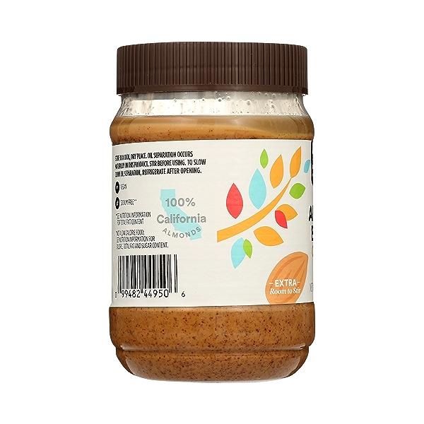 Almond Butter, Creamy, 16 oz 2