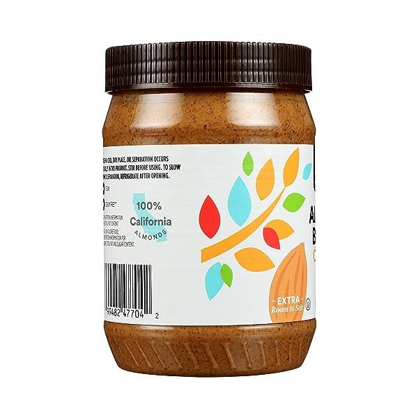 Almond Butter, Creamy, 28 oz 4