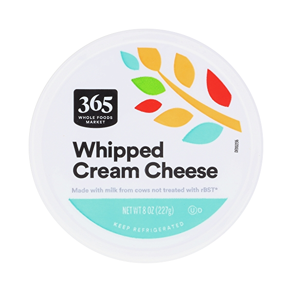 Cream Cheese Spread, Whipped, 8 oz 3