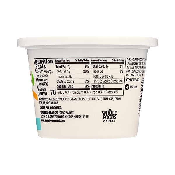 Cream Cheese Spread, Whipped, 8 oz 4