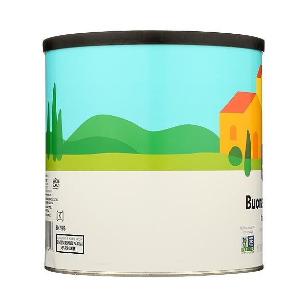 Ground Coffee in Canister, Buona Giornata - Italian Roast, 28.5 oz 2