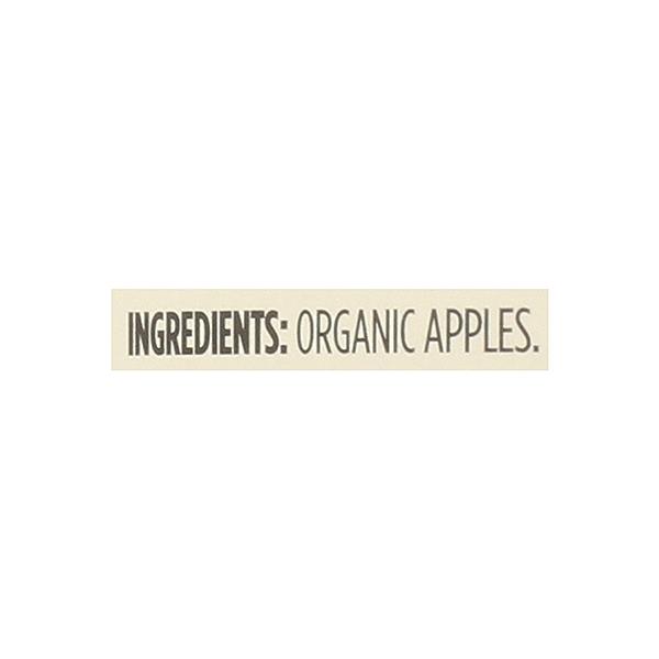Organic Applesauce, Unsweetened, 24 oz 8
