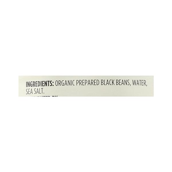 Organic Canned Beans, Black Beans, 15 oz 8