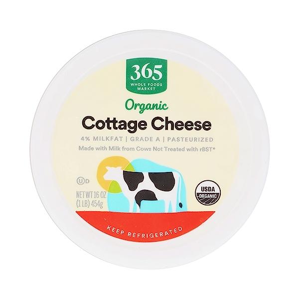 Organic Cottage Cheese, 16 oz 3