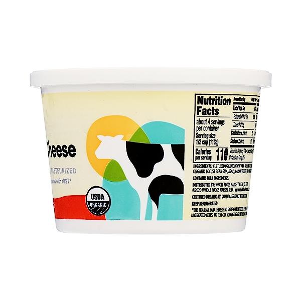 Organic Cottage Cheese, 16 oz 5