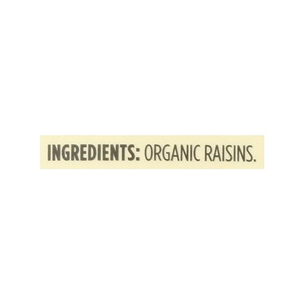 Organic Dried Fruit, California Raisins - Sun Dried, 12 oz 8