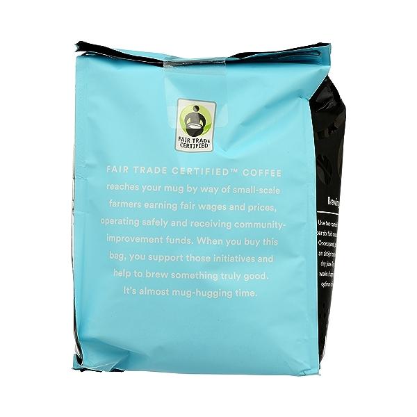 Organic Ground Coffee in Bag, Vienna Roast - Pacific Rim, 24 oz 4
