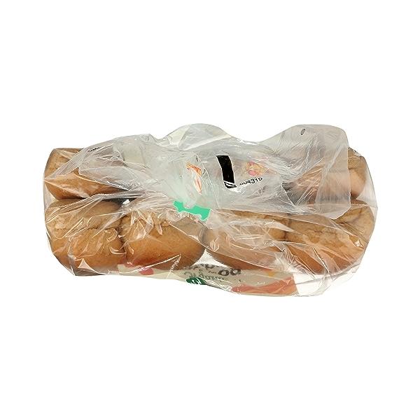 Organic Hot Dog Buns, Whole Wheat (8 Buns), 15 oz 3
