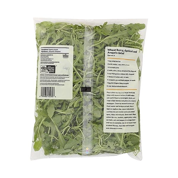 Produce - Organic Packaged Baby Arugula 4