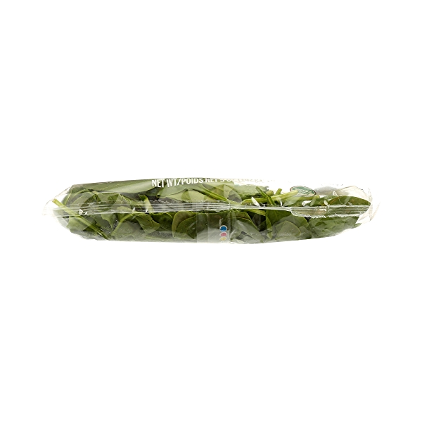 Produce - Organic Packaged Baby Spinach 6