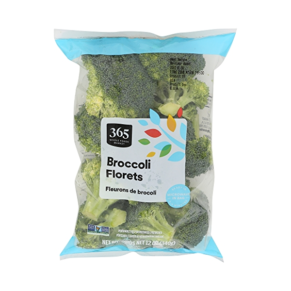Produce - Packaged Vegetables, Broccoli - Florets 1