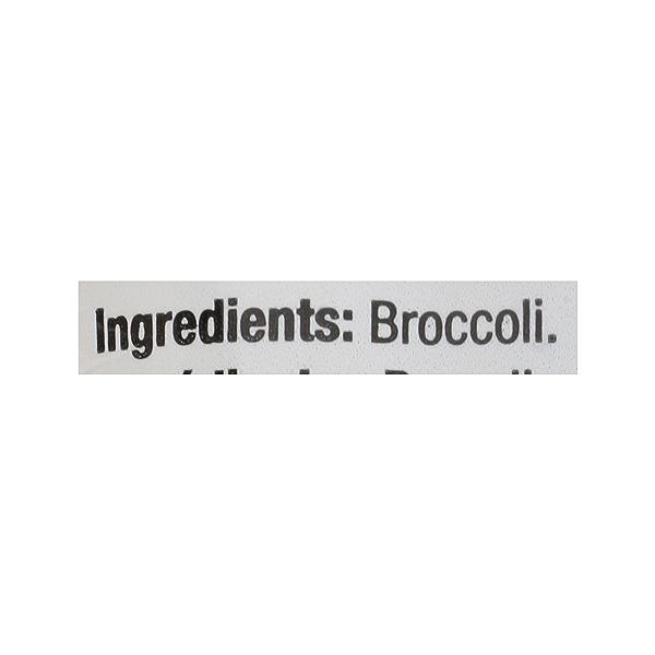 Produce - Packaged Vegetables, Broccoli - Florets 7
