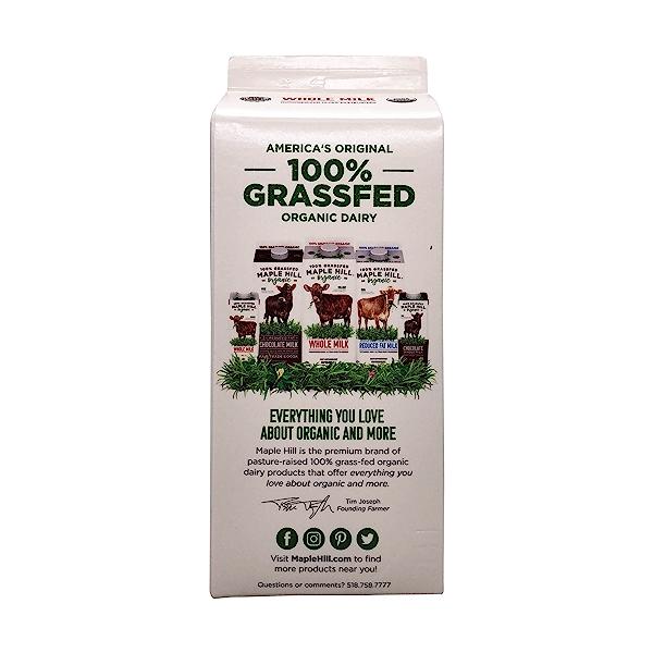Organic Whole Milk 3