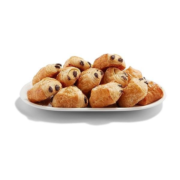 Mini Chocolate Croissant 12 Count, 10 oz 1