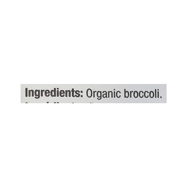 Organic Broccoli Florets 3