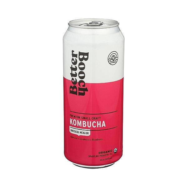 Premium Kombucha Tea, 16 oz 1