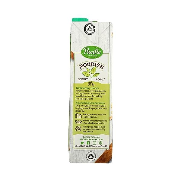 Organic Reduced Sugar Oat Original 32 Oz 3