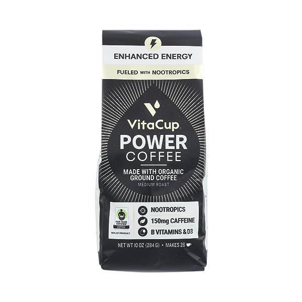 Power Coffee 10Oz Ground Coffee 2