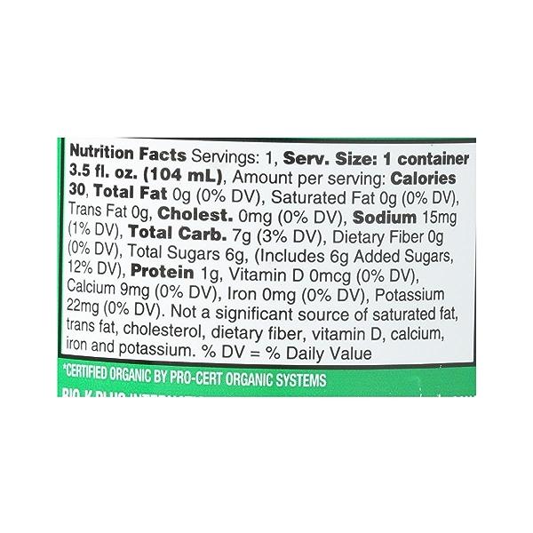 Fermented Pea Probiotic - Raspberry Single Bottle, 3.5 fl oz 8
