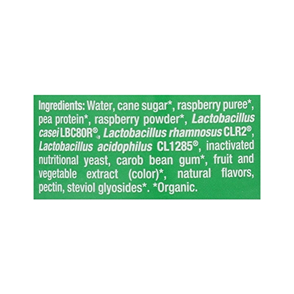Fermented Pea Probiotic - Raspberry Single Bottle, 3.5 fl oz 9
