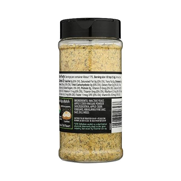 Premium Nutritional Yeast Blend, 8.01 oz 5