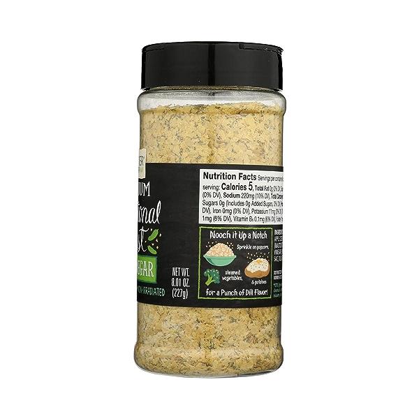 Premium Nutritional Yeast Blend, 8.01 oz 6