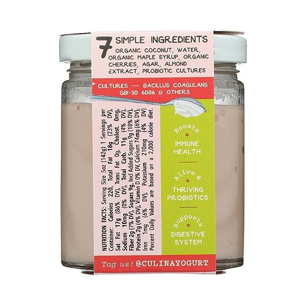 Coconut Yogurt, 5 oz 5