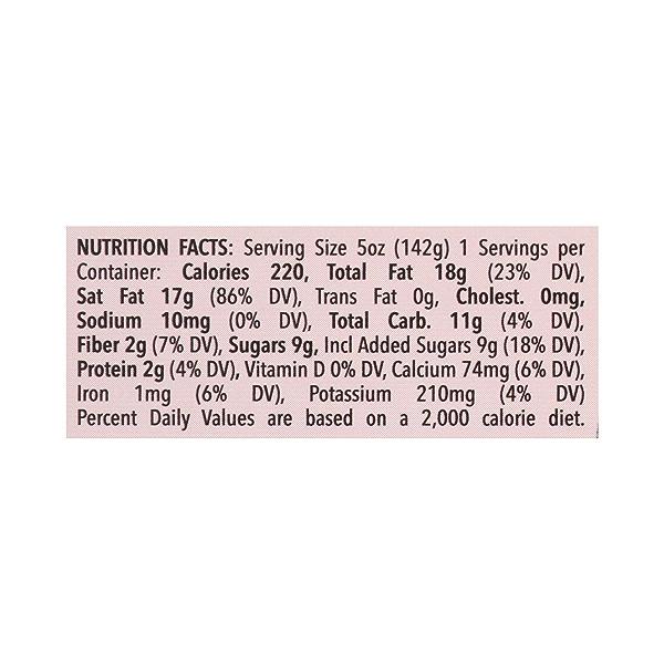 Coconut Yogurt, 5 oz 8