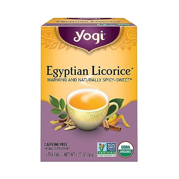 Egyptian Licorice, 1.27 oz 1