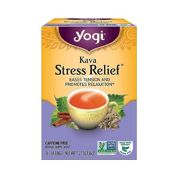 Kava Stress Relief, 1.27 oz 1