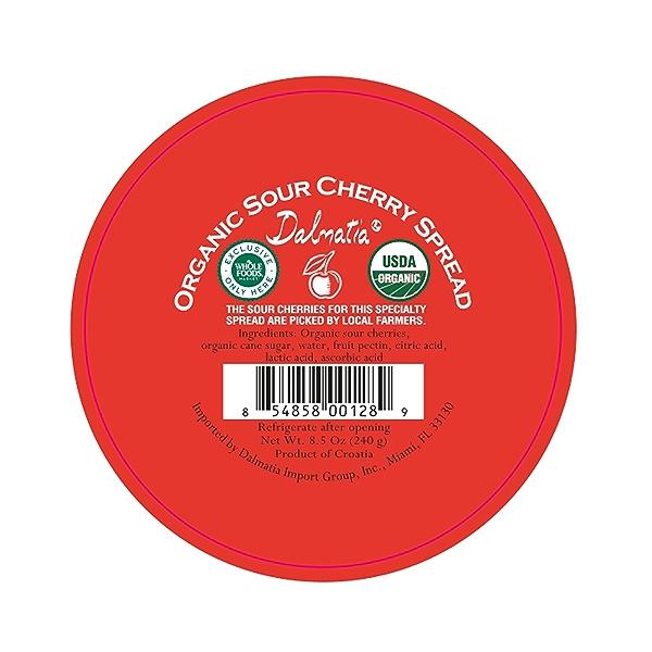 Organic Sour Cherry Spread, 8.5 oz 2