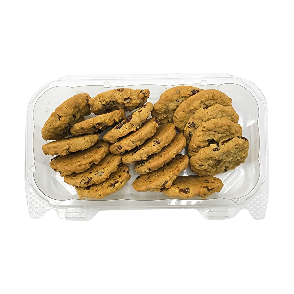 Oatmeal Raisin Mini Cookie 18 Count 8
