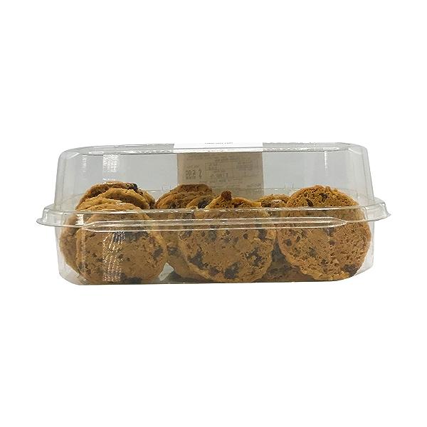 Oatmeal Raisin Mini Cookie 18 Count 4