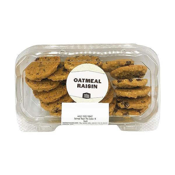 Oatmeal Raisin Mini Cookie 18 Count 6