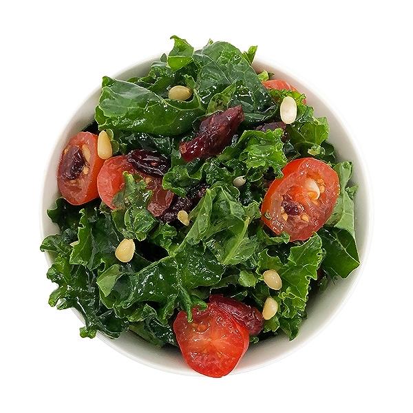 Raw Kale Salad 1